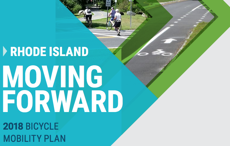 RI Moving Forward Statewide Bicycle plan