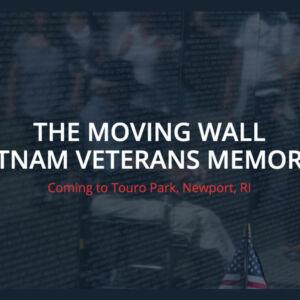 Touro Park memorial